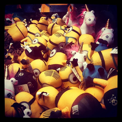 #Minions. Lots and lots of Minions.