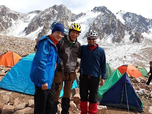 Альпиниада на пик Молодежный (4147 м) (18)