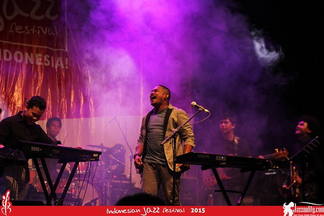 Indonesian Jazz Festival 2015 - Albert Fakdawer (1)