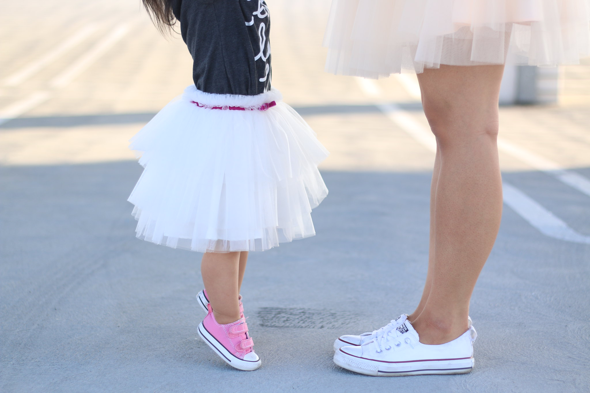 simplyxclassic, tulle skirt, space 46 boutique, chucks, mommy blogger, style, fashion, mommy and me