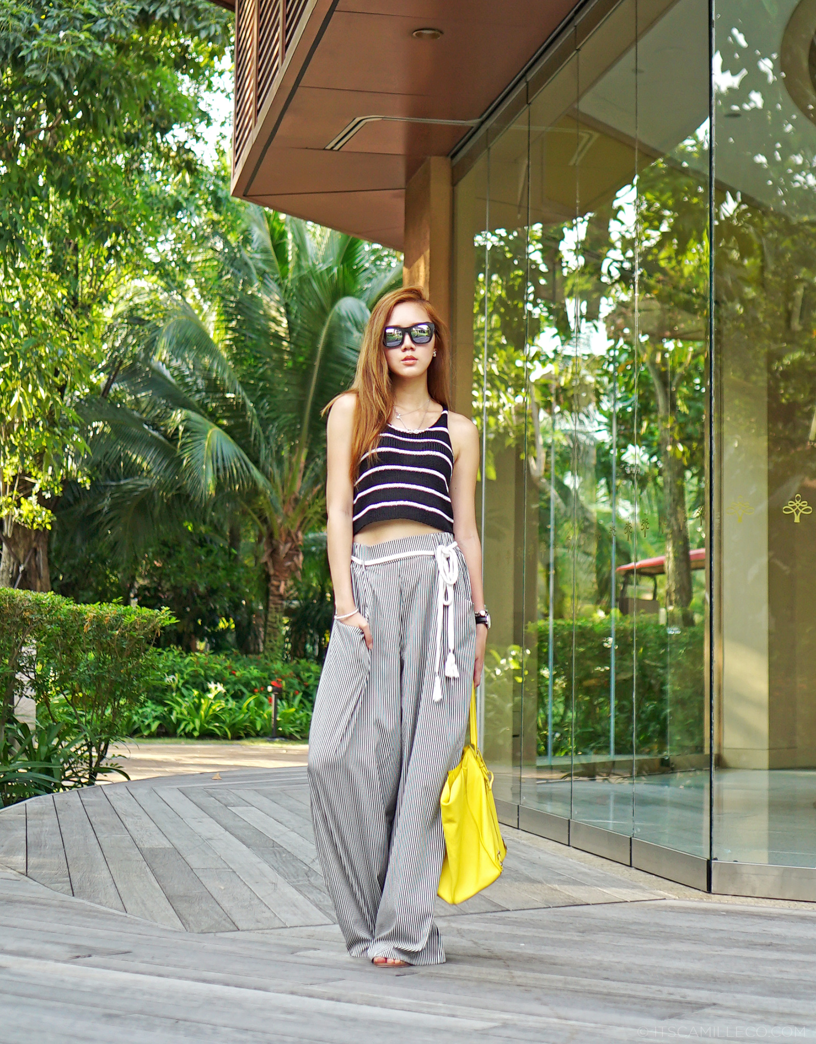 what to wear in sentosa singapore