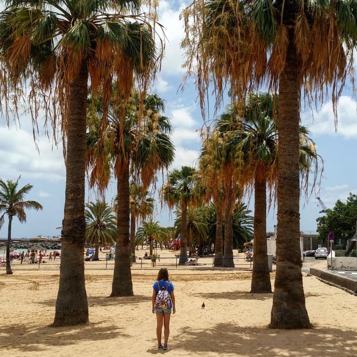 Las Teresitas, Tenerife, wildflower girl, fashion blog (9)