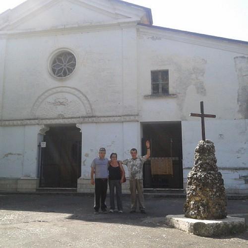 #convento #cappuccini #lucodeimarsi #marsica #gita con la mia famiglia