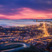 San Francisco sunrise by snooked123
