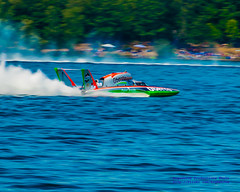 MISS MADISON, SPONSORED FOR ONE LAST TIME BY O'BOY OBERTO GOING AROUND THE TURNS