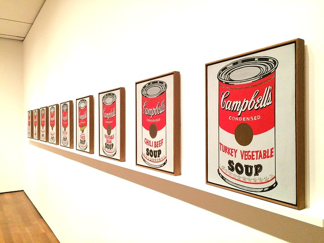 AW soup cans