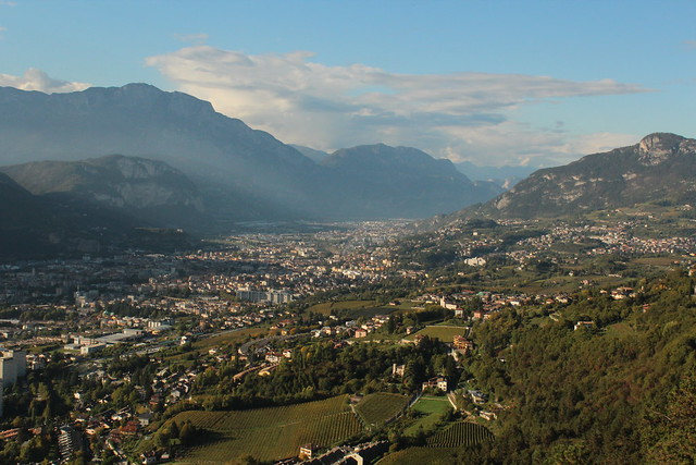 Trento: Cloud City