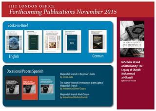 Nov 2015 publications