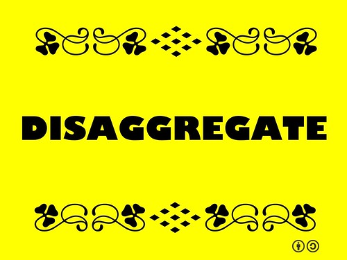 Disaggregate