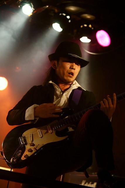 Juz live at Outbreak, Tokyo, 14 Oct 2015. 124