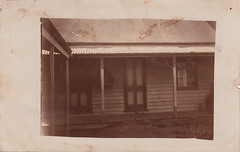 The back of the house (c.1905)