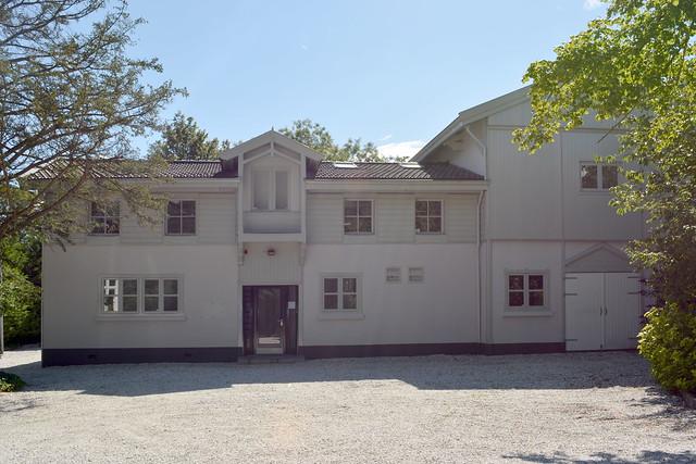 Stalgebouw Villa Trompenburg