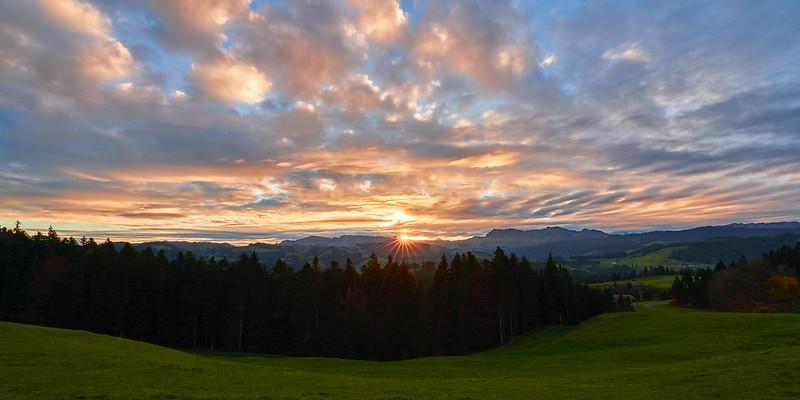 Sunrise - Eggiwil