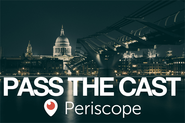 Pass the higher education live broadcast with Periscope at your college or university