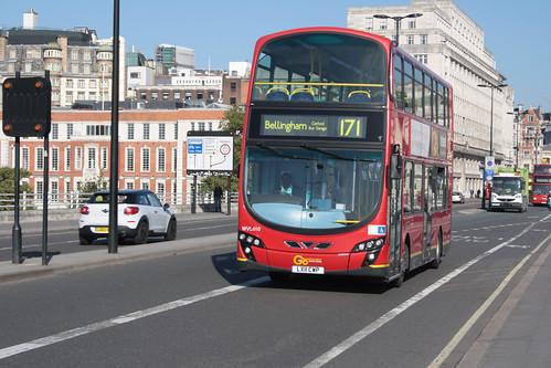 London Central WVL410 LX11CWP