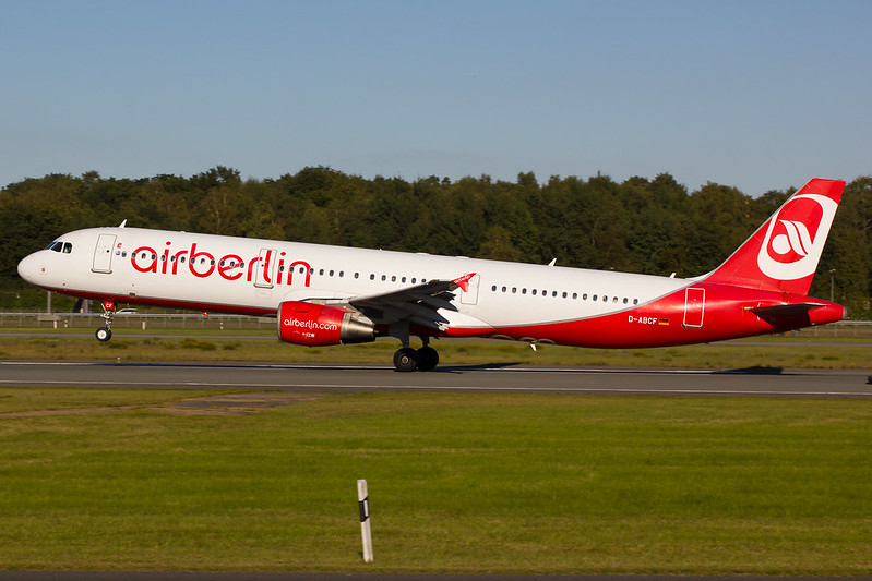 Air Berlin - A321 - D-ABCF (1)