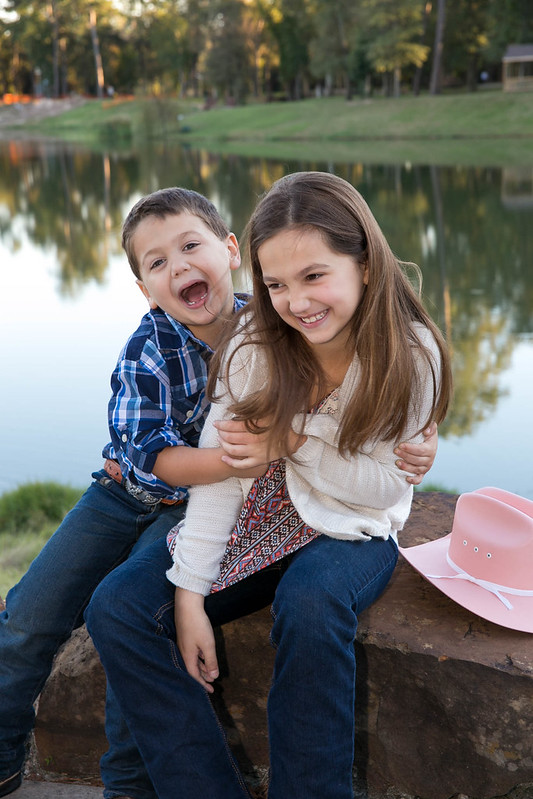 Kids Fall Pics