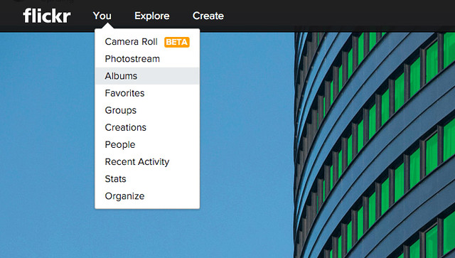 How to organize photos on flicker