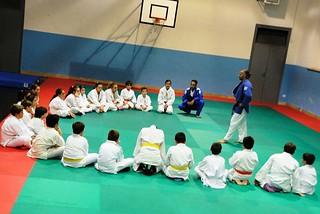 Noicattaro. Shihan Judo front