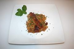 41 - Farmer potatoe casserole - Served / Bauernkar…