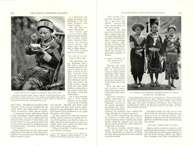 NATIONAL GEOGRAPHIC Magazine October 1935 (2)