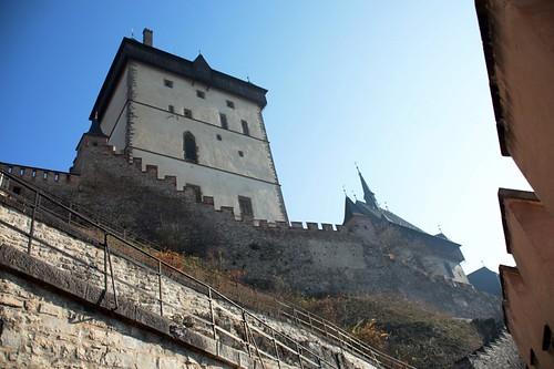 Il Castello di Karlštejn