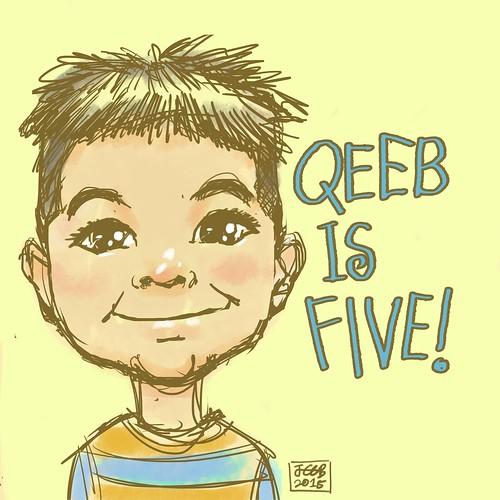 Birthday Qeeb 2015