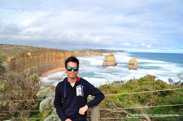 Postcard Moment at Great Ocean Road