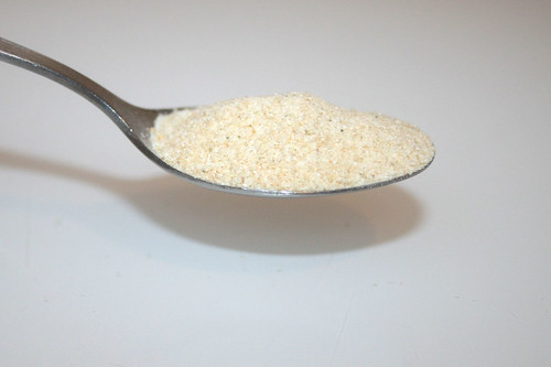 05 - Zutat Zwiebelgranulat / Ingredient onion granule
