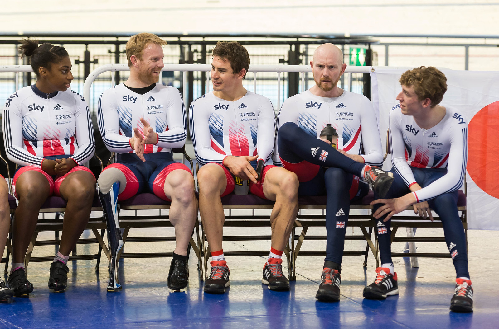 Manchester Para-cycling International - day one