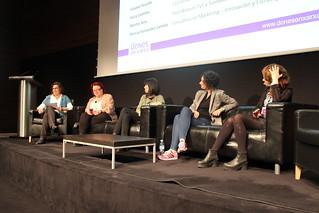 Mesa 4 Mujeres liderando proyectos en red