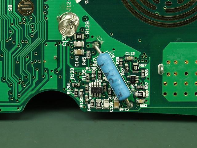 Keysight U1282A Multimeter Teardown