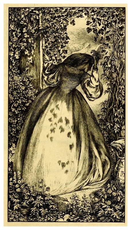 006-The sensitive plant-1899- ilustrado por Laurence Housman
