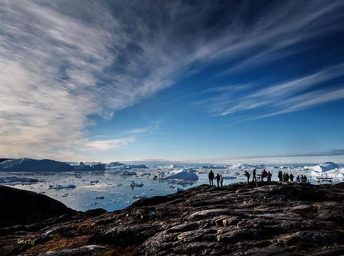 northwestpassage ilulissat ilulissaticefjord sermeqkujalleq greenlandwestcoast
