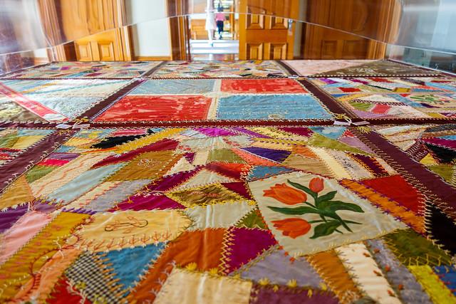 Queen Liliuokalani's quilt