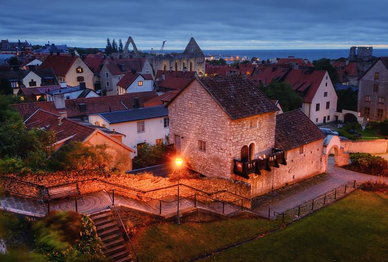 Visby Town Blues