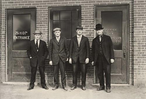 Harley Davidson Founders
