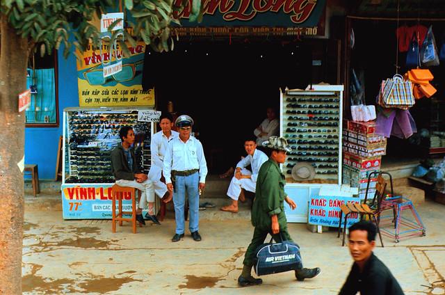 Quang Ngai store fronts - Các cửa tiệm ở Quảng Ngãi