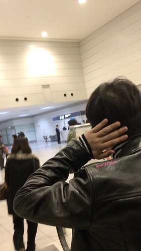 BIGBANG departure Seoul to Fukuoka 2016-12-09 (10)