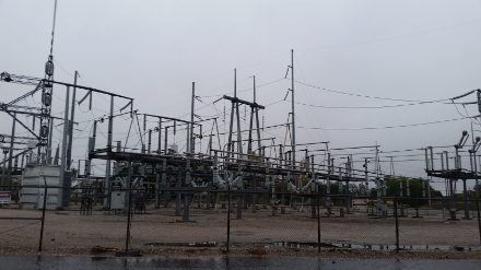 Substation Grey
