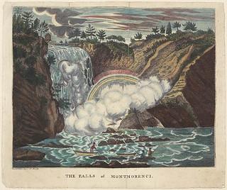 Montmorency Falls, Quebec / Les chutes-Montmorency (Québec)