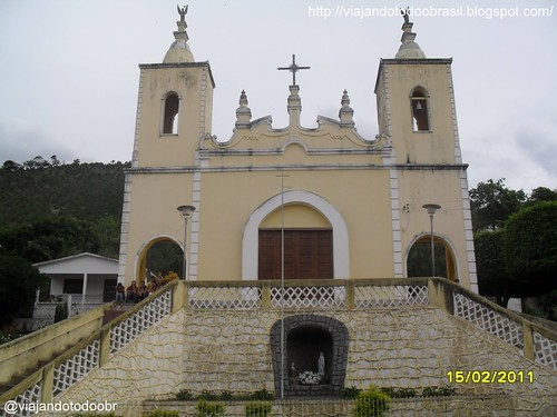 Santana do Mundaú - Igreja de Santa Ana