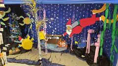 """""""Finding Nemo"""" Christmas display"""