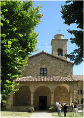Pieve di San Giovanni Battista, Carpegna (PU)