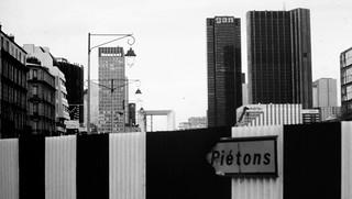 Piétons - 1991