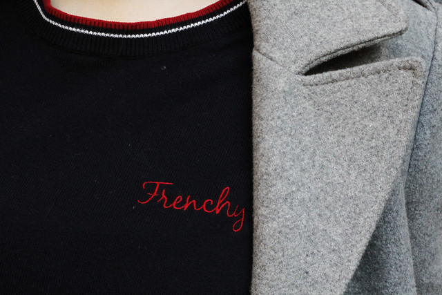pull frenchy détails