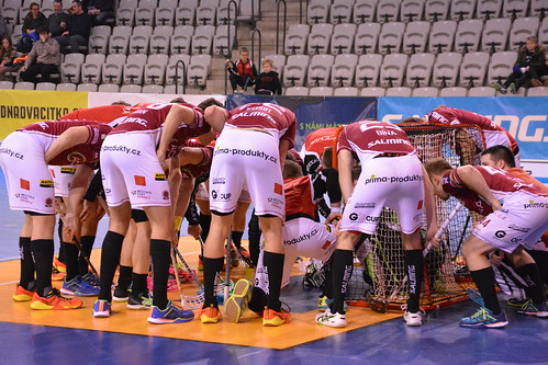 ACEMA Sparta Praha vs. Panthers Otrokovice