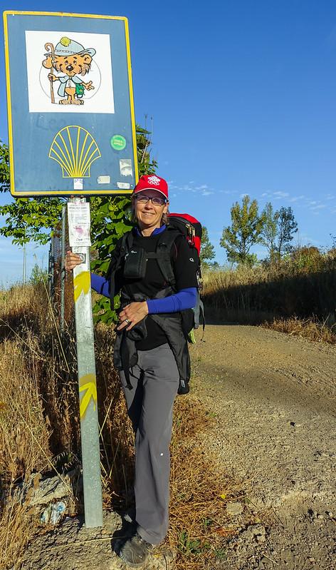 Gillians Camino Pics-7