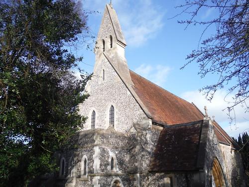 St. Mary's, Greenham