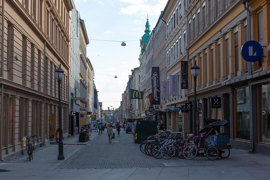 Norway. Oslo